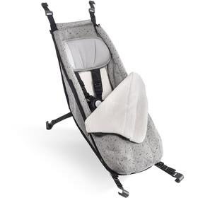 Croozer Siège bébé kit d'hiver Kid à partir de 2014 inclus, stone grey/colored